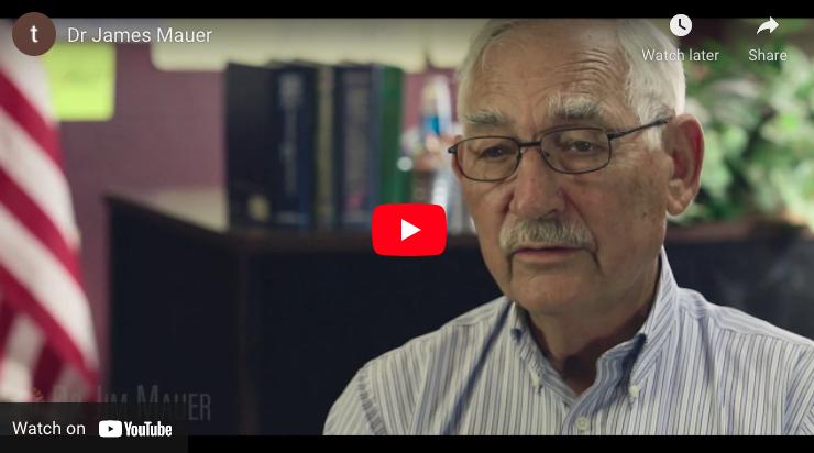Dr James Mauer