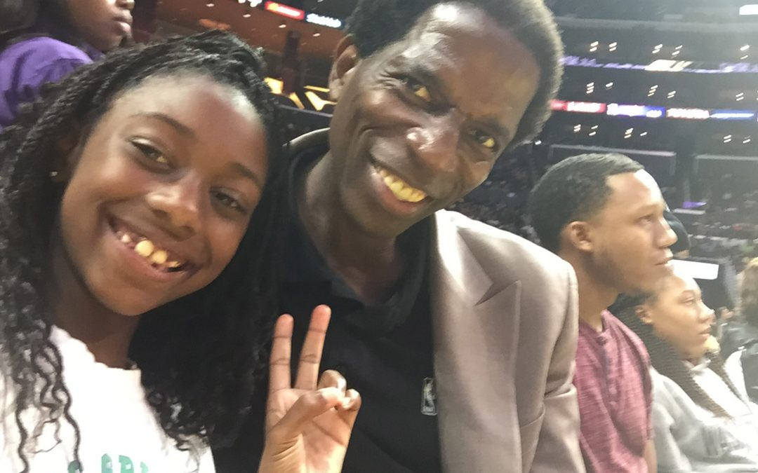 Clinic Forum: A.C. Green, October 21, 2017